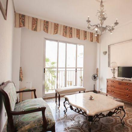 Rent this 3 bed apartment on Carrer de la Canoa in 46009 Valencia, Spain