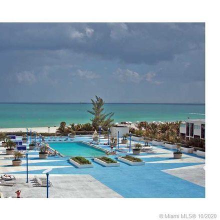 Rent this 2 bed condo on 2301 Collins Avenue in Miami Beach, FL 33139