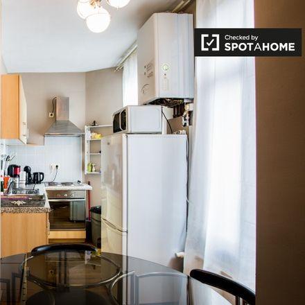 Rent this 1 bed apartment on Jeu de Balle - Vossenplein in Rue Blaes - Blaesstraat, 1000 Ville de Bruxelles - Stad Brussel