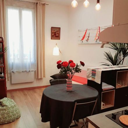 Rent this 1 bed apartment on 4 Rue Boissy d'Anglas in 06000 Nice, France
