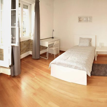 Rent this 12 bed room on Rua do Conde de Redondo 97 in 1150-213 Lisbon, Portugal