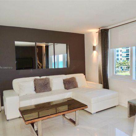 Rent this 0 bed condo on 2301 Collins Avenue in Miami Beach, FL 33139