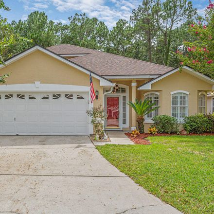 Rent this 4 bed house on 217 Hawthorn Hedge Ln in Jacksonville, FL