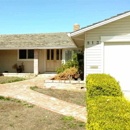 Rent this 4 bed house on 813 La Crosse Court in Sunnyvale, CA 94087-2248