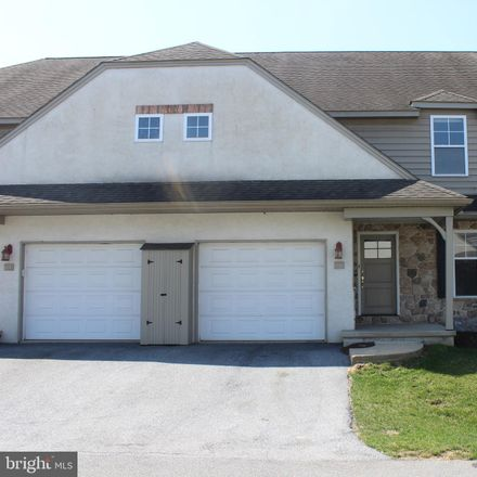 Rent this 3 bed townhouse on 36 Toll Gate Lane in Grandview Heights, PA 17601