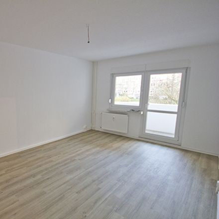 Rent this 1 bed apartment on Hans-Dittmar-Straße 12 in 06118 Halle (Saale), Germany