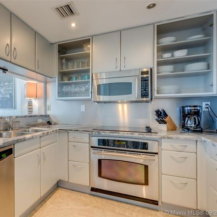 Rent this 1 bed condo on Bentley Bay South Tower in 540 West Avenue, Miami Beach