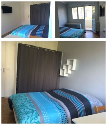Rent this 2 bed room on 45 Boulevard du Tzarewitch in 06000 Nice, France