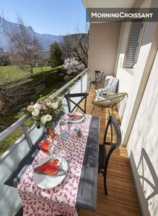 Rent this 1 bed apartment on 13 Rue Charles Péguy in 38100 Grenoble, France