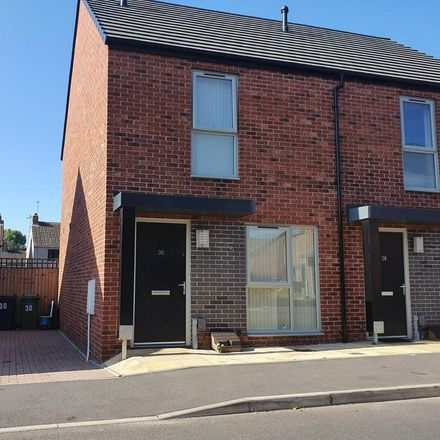 Rent this 2 bed house on Wolverhampton WV2 2BE