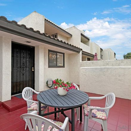 Rent this 2 bed townhouse on 6776 Caminito del Greco in San Diego, CA 92120