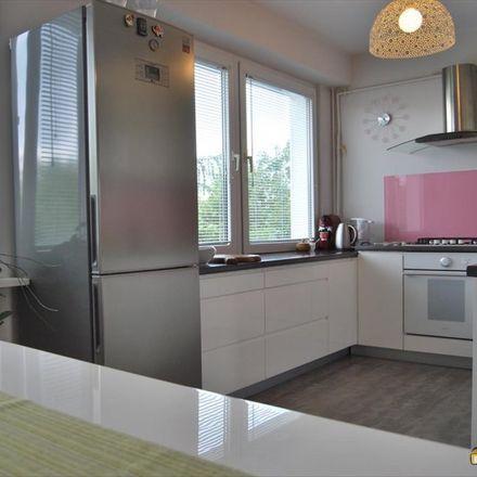 Rent this 4 bed apartment on Wacława i Zofii Nałkowskich 119A in 20-470 Lublin, Poland