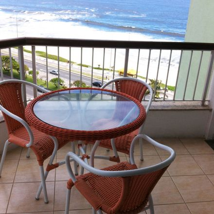 Rent this 1 bed apartment on Parque Natural Municipal de Marapendi in balsa do Cond. Pedra de Itaúna, Barra da Tijuca