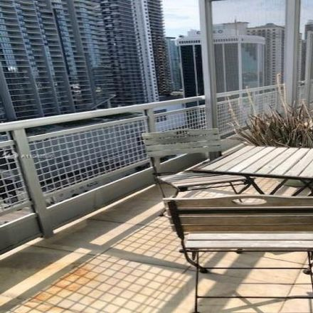 Rent this 1 bed condo on 690 Southwest 1st Court in Miami, FL 33130
