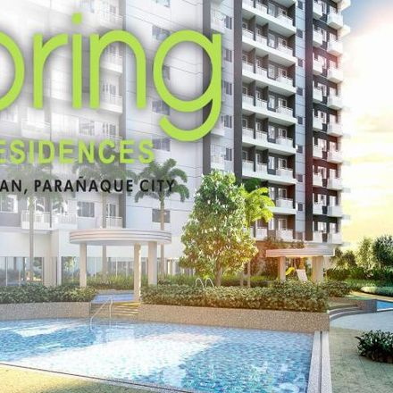 Rent this 1 bed condo on Tricycle Terminal in West Service Road, Parañaque