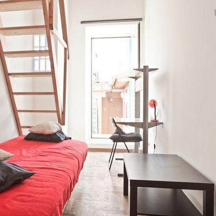 Rent this 4 bed room on eurocopy plot center in Via Tiburtina, 153