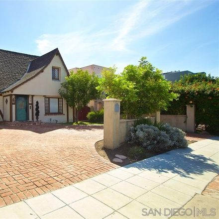 Rent this 3 bed house on 1327 Torrey Pines Road in San Diego, CA 92037