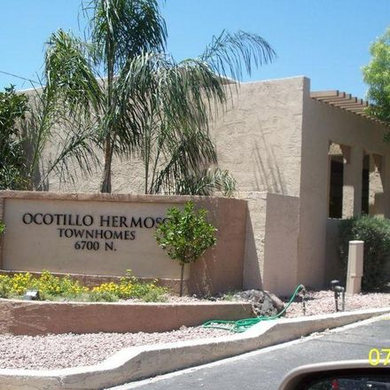 Rent this 2 bed townhouse on N Ocotillo Hermosa Cir in Phoenix, AZ