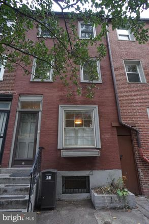 Rent this 2 bed townhouse on 521 South 27th Street in Philadelphia, PA 19146