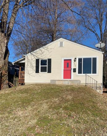 Rent this 2 bed house on Wyoming Street in St. Louis, MO 63139