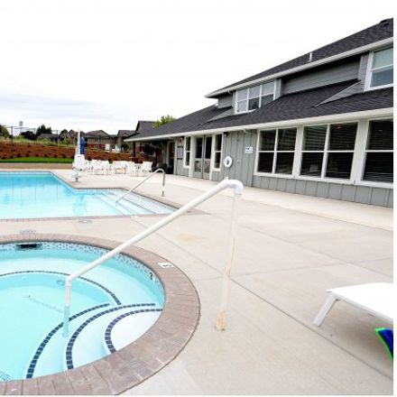 Rent this 1 bed apartment on West Salem High School in Orchard Heights Road Northwest, Salem