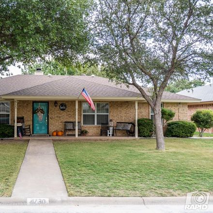 Rent this 3 bed apartment on 4730 Royal Oak Drive in San Angelo, TX 76904