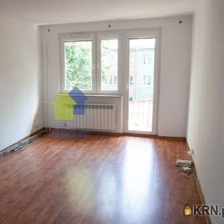 Rent this 2 bed apartment on Osiedle Jagiellońskie 12 in 31-833 Krakow, Poland