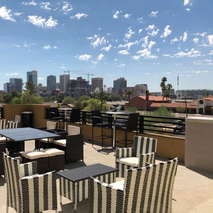 Rent this 1 bed apartment on 622 North 9th Avenue in Phoenix, AZ 85007