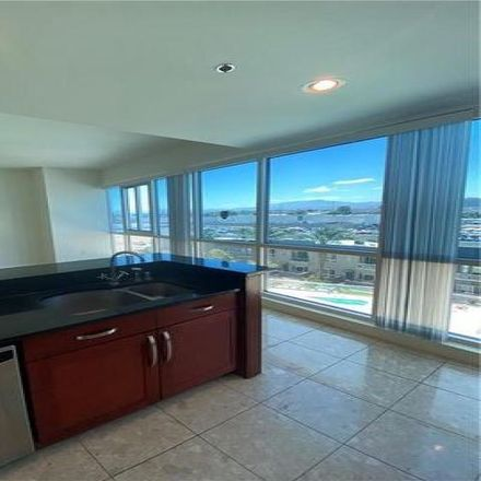 Rent this 1 bed condo on Panorama Tower II in West Harmon Avenue, Paradise