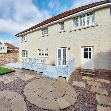 Rent this 5 bed house on Grandholm Grove in Aberdeen AB22 8AX, United Kingdom