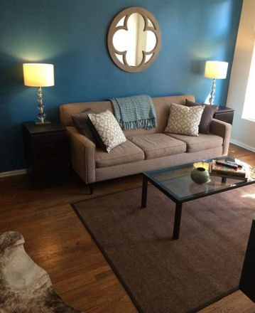 Rent this 1 bed apartment on 1261 North Crescent Heights Boulevard in West Hollywood, CA 90046
