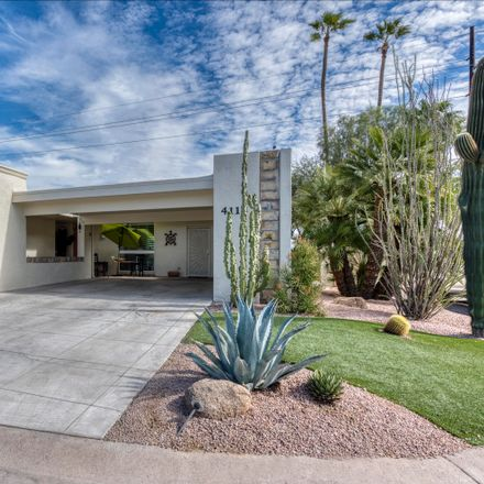 Rent this 3 bed townhouse on 4111 North 87th Place in Scottsdale, AZ 85251