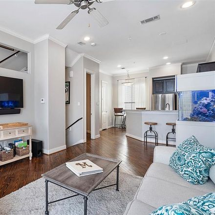 Rent this 2 bed condo on McGowen Street in Houston, TX 77004
