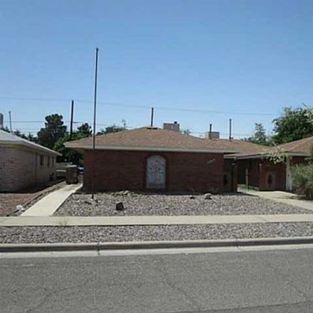 Rent this 3 bed apartment on 8742 Mettler Drive in El Paso, TX 79925