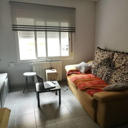 Rent this 1 bed apartment on Carrer dels Aritjols in 08001 Barcelona, Spain
