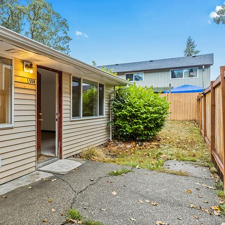 Rent this 2 bed duplex on 120th St S in Tacoma, WA