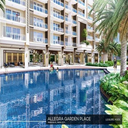 Rent this 1 bed condo on Rizal Medical Center in 425 Pasig Boulevard, Pasig