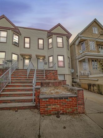 Rent this 3 bed apartment on 41 East 48th Street in Bayonne, NJ 07002