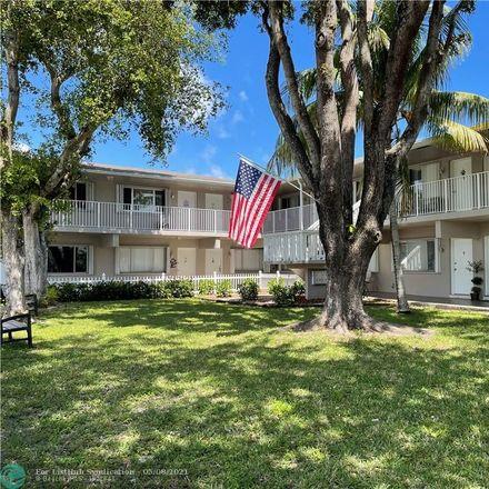 Rent this 1 bed condo on 344 Southeast 11th Avenue in Pompano Beach, FL 33060