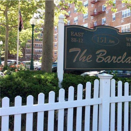 Rent this 2 bed condo on 151st Ave in Howard Beach, NY