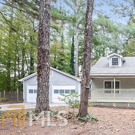Rent this 3 bed house on 220 Carmichael Rd in Woodstock, GA