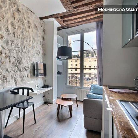 Rent this 1 bed apartment on 15 Quai des Grands Augustins in 75006 Paris, France