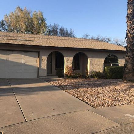 Rent this 3 bed house on 10798 East Becker Lane in Scottsdale, AZ 85259