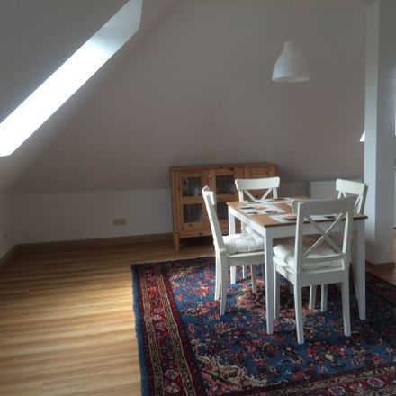 Rent this 1 bed apartment on Marie-Curie-Straße 21 in 68219 Mannheim, Germany
