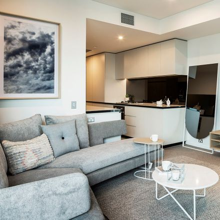 Rent this 2 bed apartment on 1403/9 Christie Street
