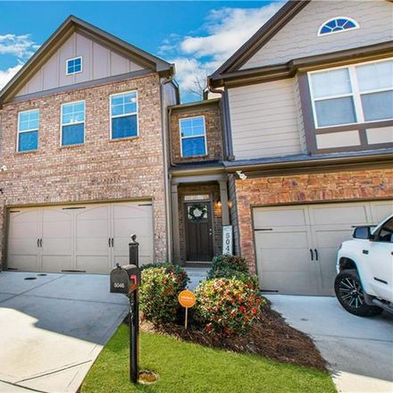 Rent this 3 bed townhouse on White Oak St SE in Smyrna, GA