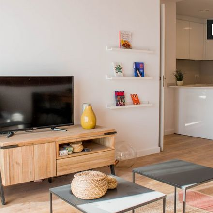 Rent this 1 bed apartment on Ronda del General Mitre in 8 Barcelona, Spain