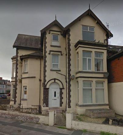 Rent this 1 bed apartment on The Piermont in Osborne Road, Blackpool FY4 1HQ