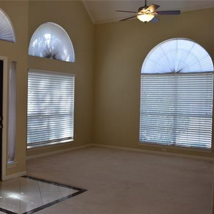 Rent this 3 bed house on 100 Thistle Sage Court in Irving, TX 75063
