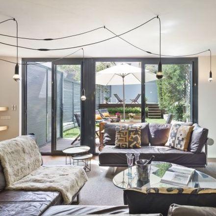 Rent this 4 bed apartment on Carrer de Prats de Molló in 08001 Barcelona, Spain
